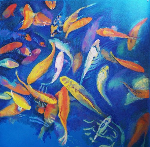 small resolution of 1813x1780 koi fish drawing