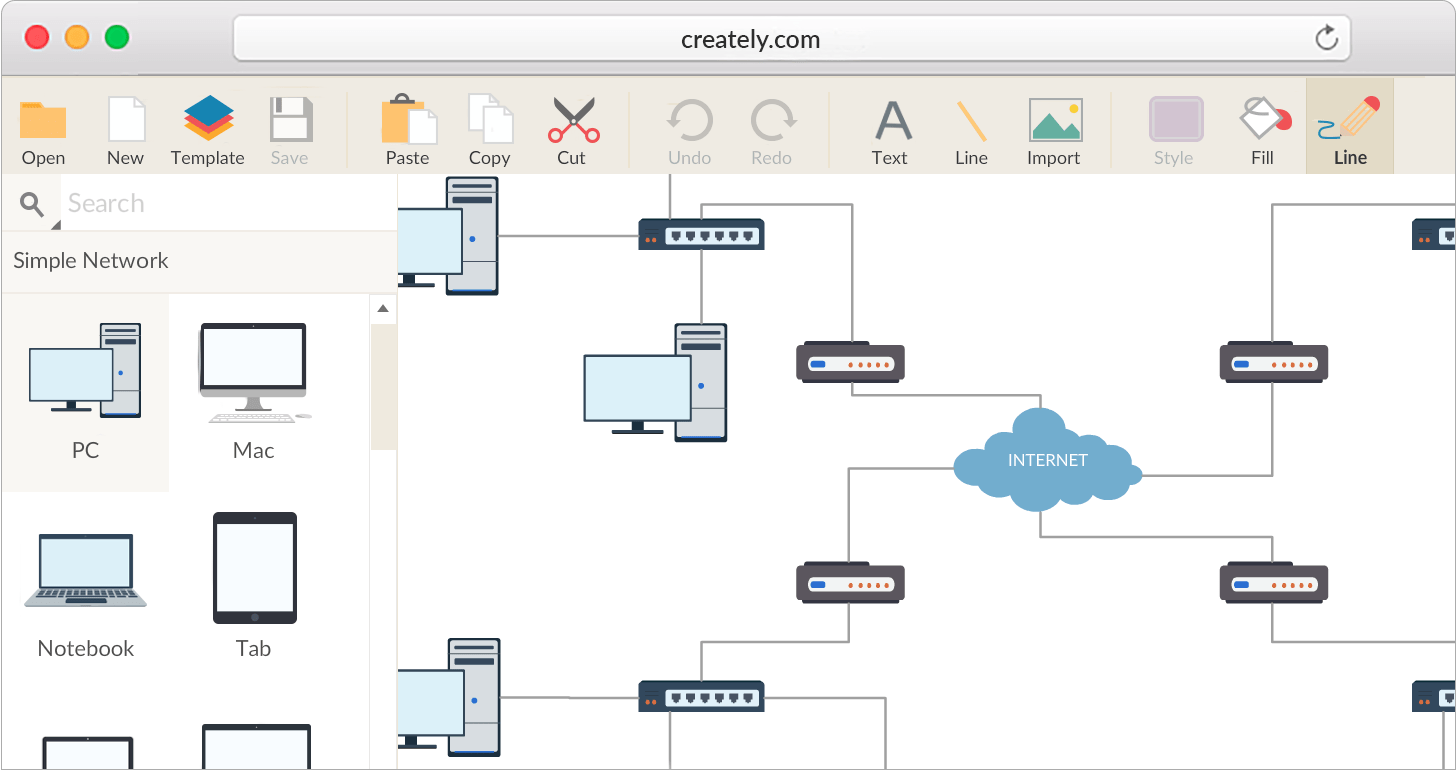 best tool to draw diagrams saturn sc2 wiring diagram network drawing at getdrawings free for