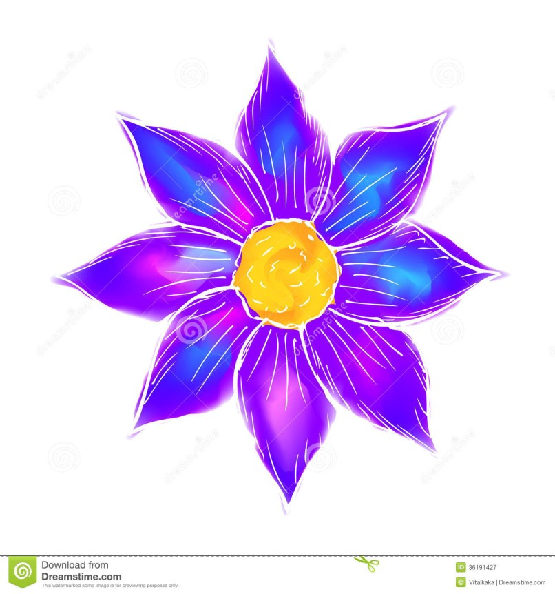Nice Flower Drawing At Getdrawings Com Free For Personal Use