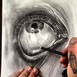 shading drawing drawings eye pencil amazing realistic cool sketches eyes arts shade draw dessin instagram incredible piirrokset technique awesome dibujos