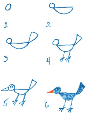 bird drawing simple birds basic sparrow draw easy step drawings flying steps templates getdrawings clipartmag climate gate
