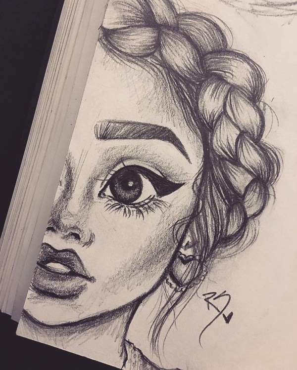 Creative Pencil Drawings Tumblr