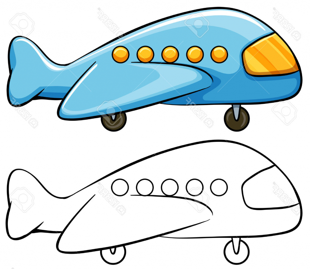 Step By Step Airplane Drawing At Getdrawings