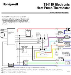 985x931 honeywell heat pump thermostat wiring diagram [ 985 x 931 Pixel ]