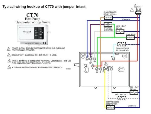 small resolution of 1023x770 honeywell thermostat rth6350d rth6350 installation wiring diagram