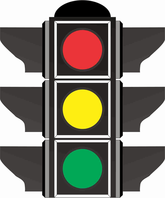 Traffic Light Drawing At Getdrawings