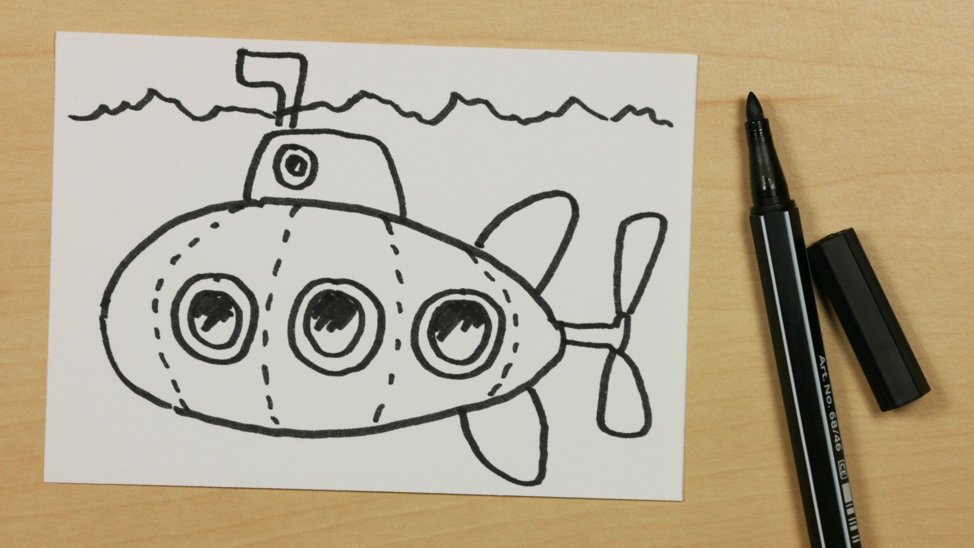 hight resolution of 3840x2160 how to draw a submarine or u boat