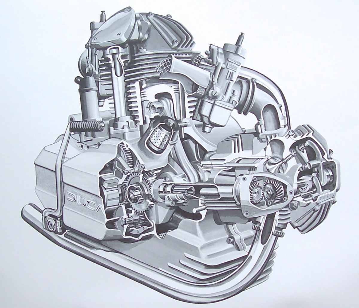 hight resolution of 1200x1029 engine drawings bambrick studio