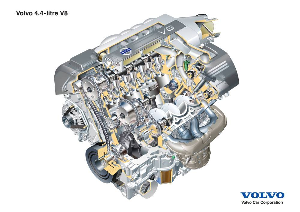 medium resolution of 4134x2923 the volvoyamaha b8444s engine volvo engine and volvo xc90