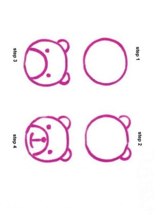 very easy drawing drawings getdrawings
