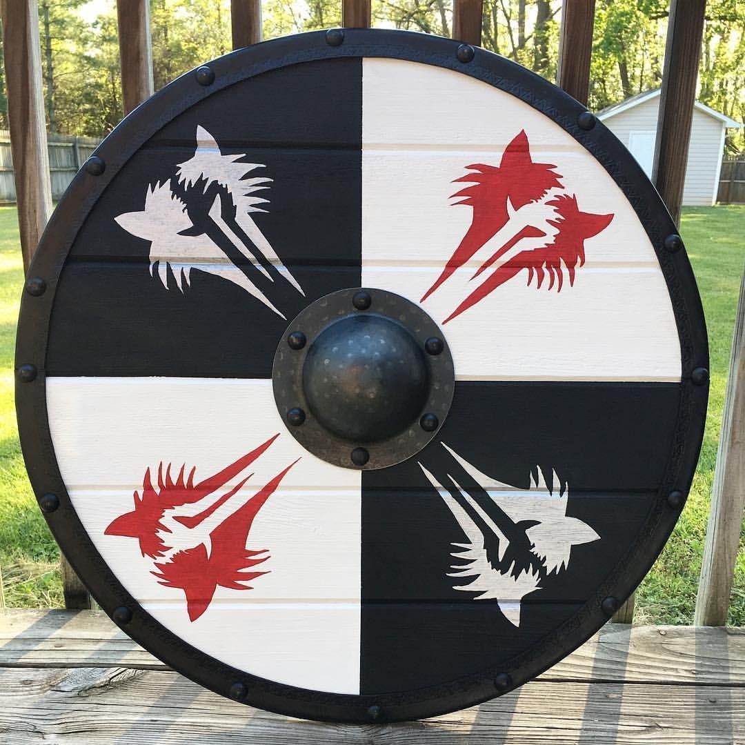 Viking Shield Drawing At Getdrawings