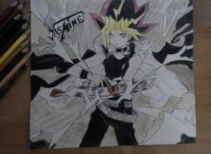 yugioh drawing anime amino getdrawings