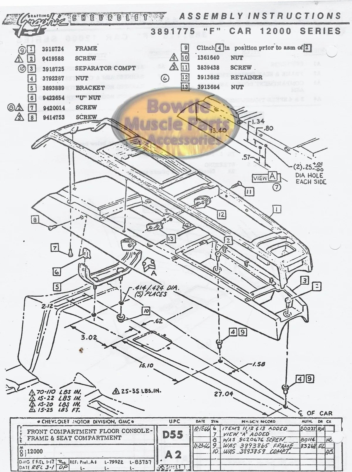 hight resolution of 1200x1607 1969 69 camaro factory assembly manual z28 ss rs