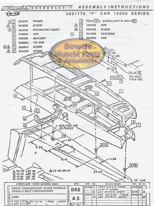 small resolution of 1200x1607 1969 69 camaro factory assembly manual z28 ss rs