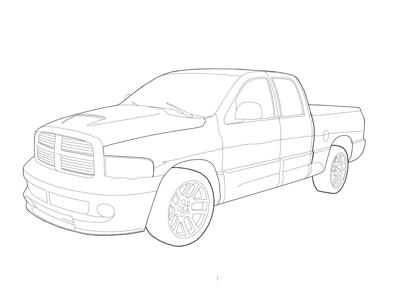 1360x1020 coloring 1969 dodge charger coloring pages challenger drawing k