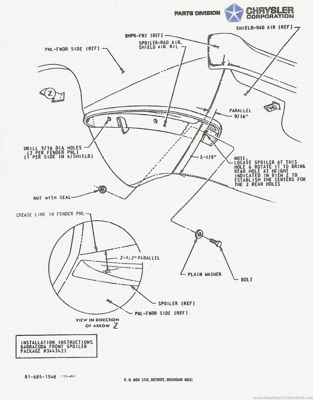medium resolution of wiring diagram 71 cuda