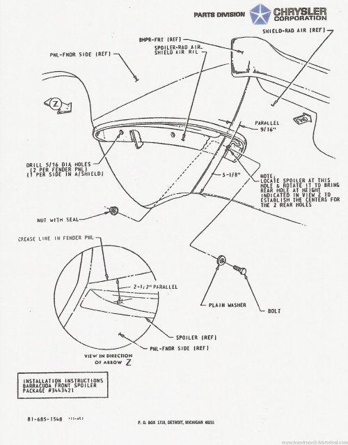 small resolution of wiring diagram 71 cuda