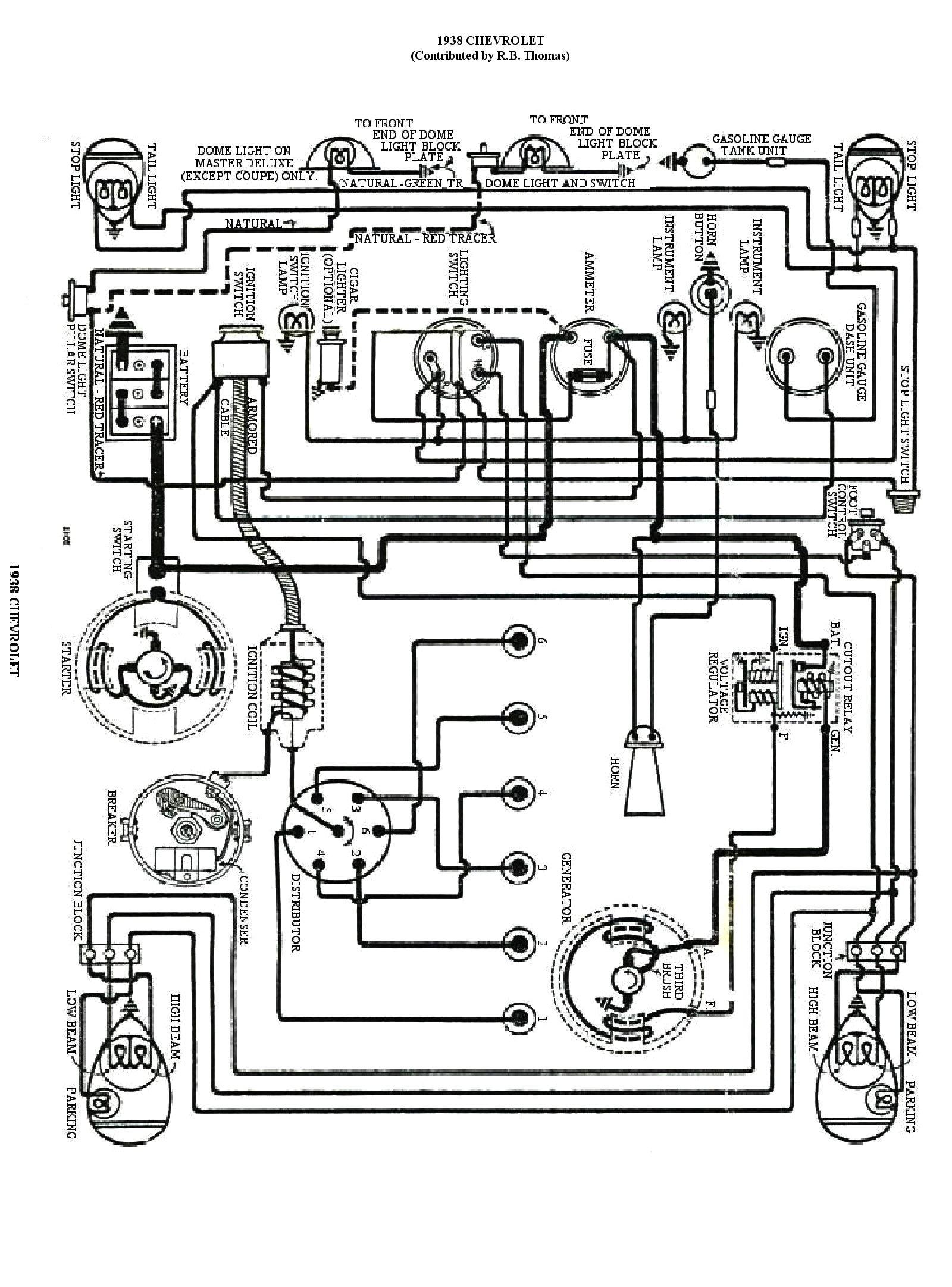 gauge wiring diagram on 1955 2nd series chevy truck wiring diagram