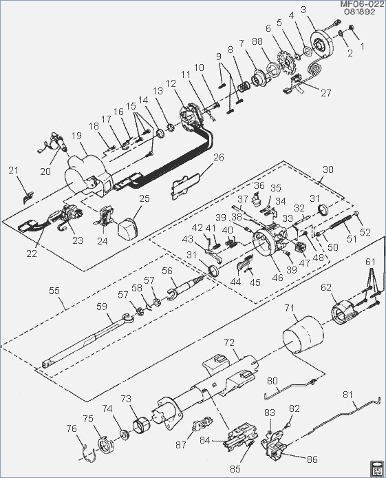 related with 1968 camaro steering column wiring harness diagram