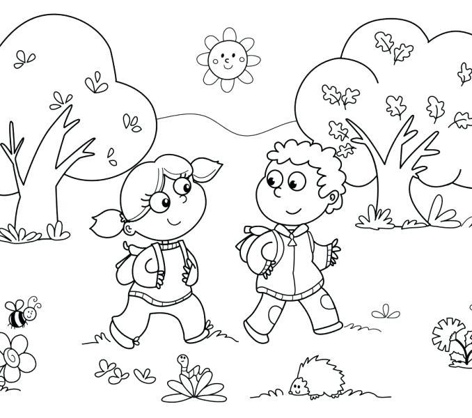Activities For Kindergarten Drawing at GetDrawings.com