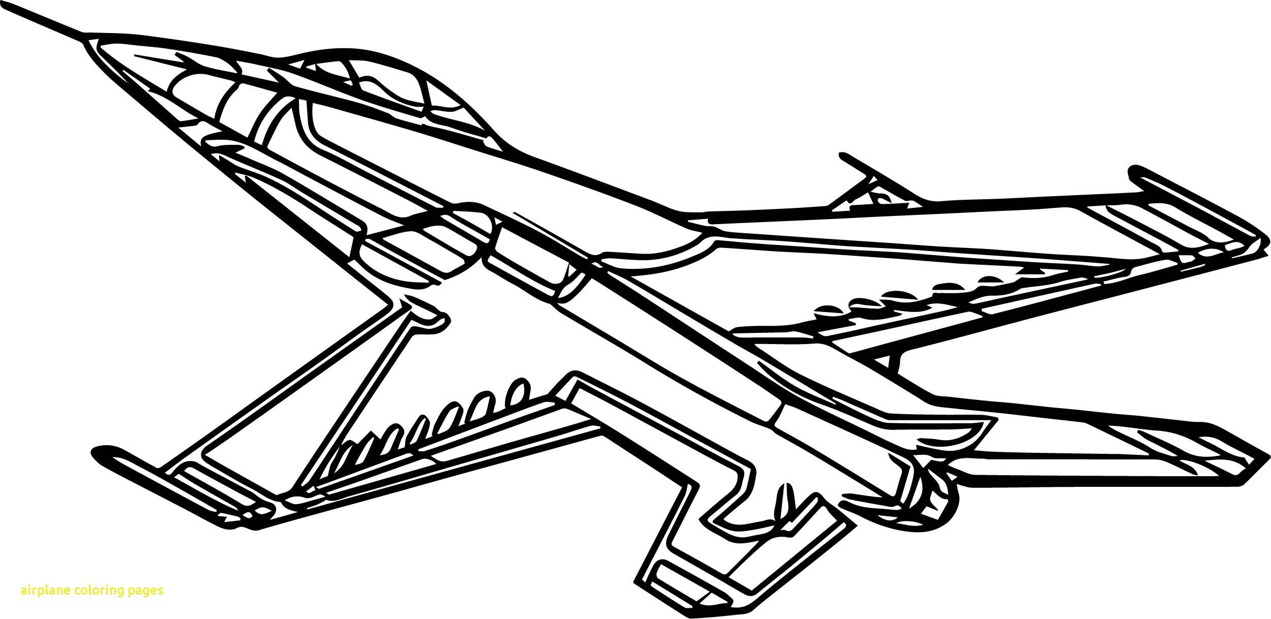 Airplane Simple Drawing At Getdrawings