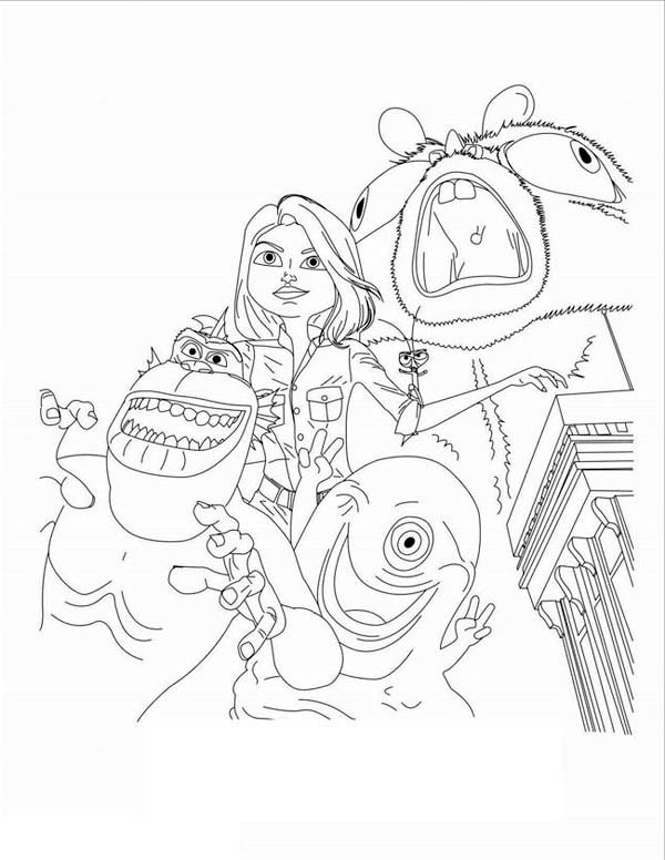 Free Toy Story The Aliens Coloring Pages