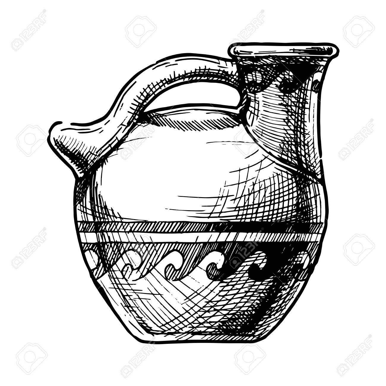 Ancient Greek Drawing At Getdrawings