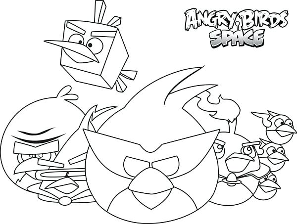 Red Angry Bird Drawing At Getdrawings Com
