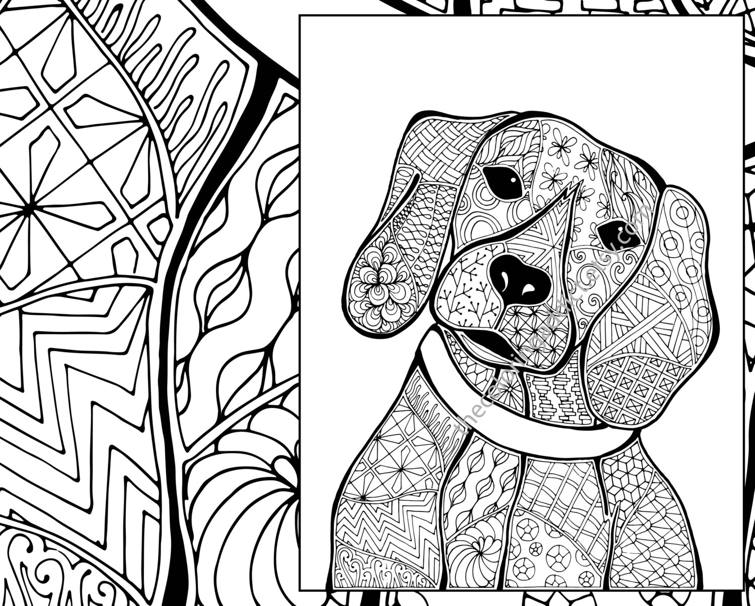 Cozy Fun Hissy Rolly Bingo Arf Puppy Dog Pals Coloring Page