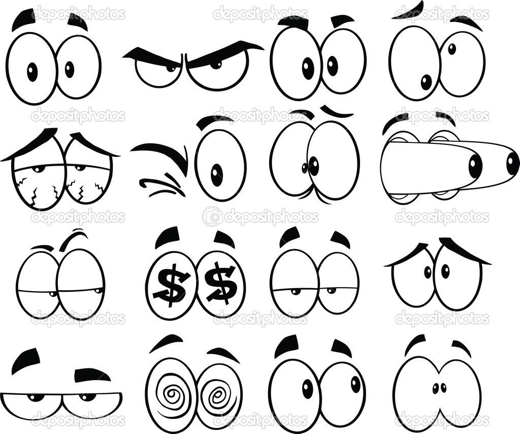 Animated Eyes Drawing At Getdrawings