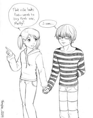 anime drawing boys boy drawings getdrawings