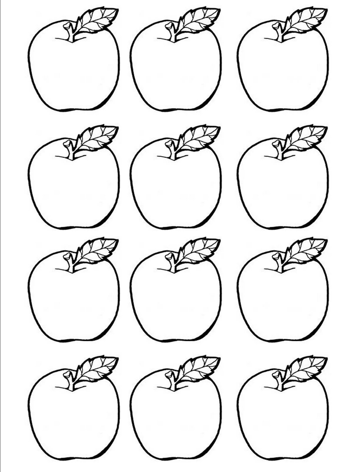 Apples Drawing At Getdrawings