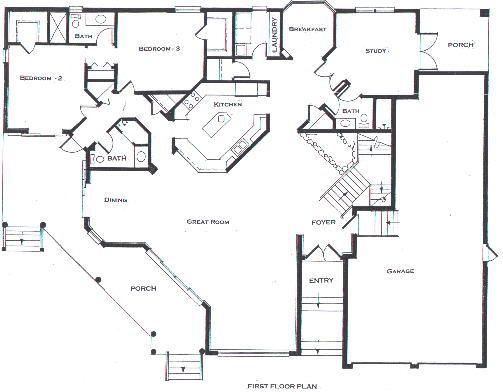 Architectural Drawing Symbols Floor Plan at GetDrawings