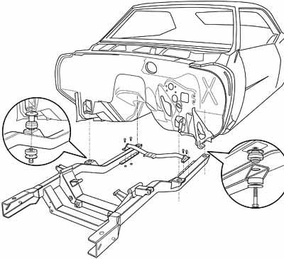 Slot Car Schematics