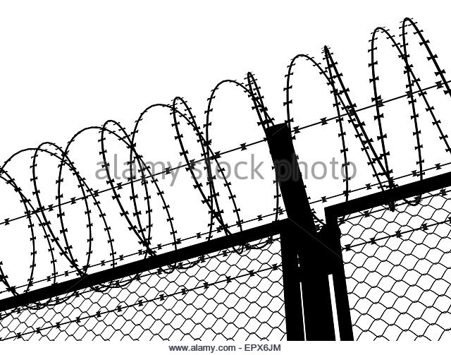 Barbed Wire Drawing At Getdrawings Com