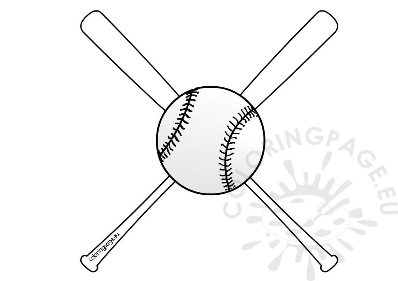 Baseball Bat Drawing At Getdrawings