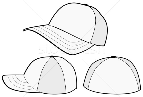 Caps Drawing At Getdrawings Com