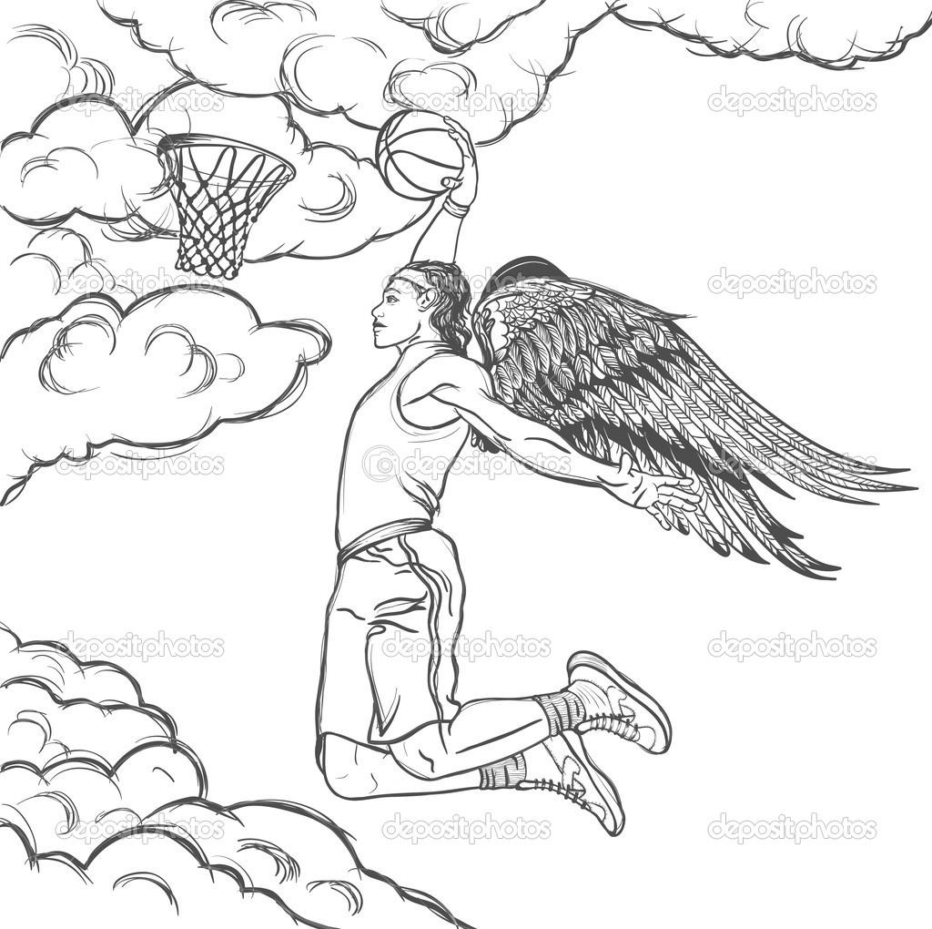 Basketball Drawing Step By Step At Getdrawings