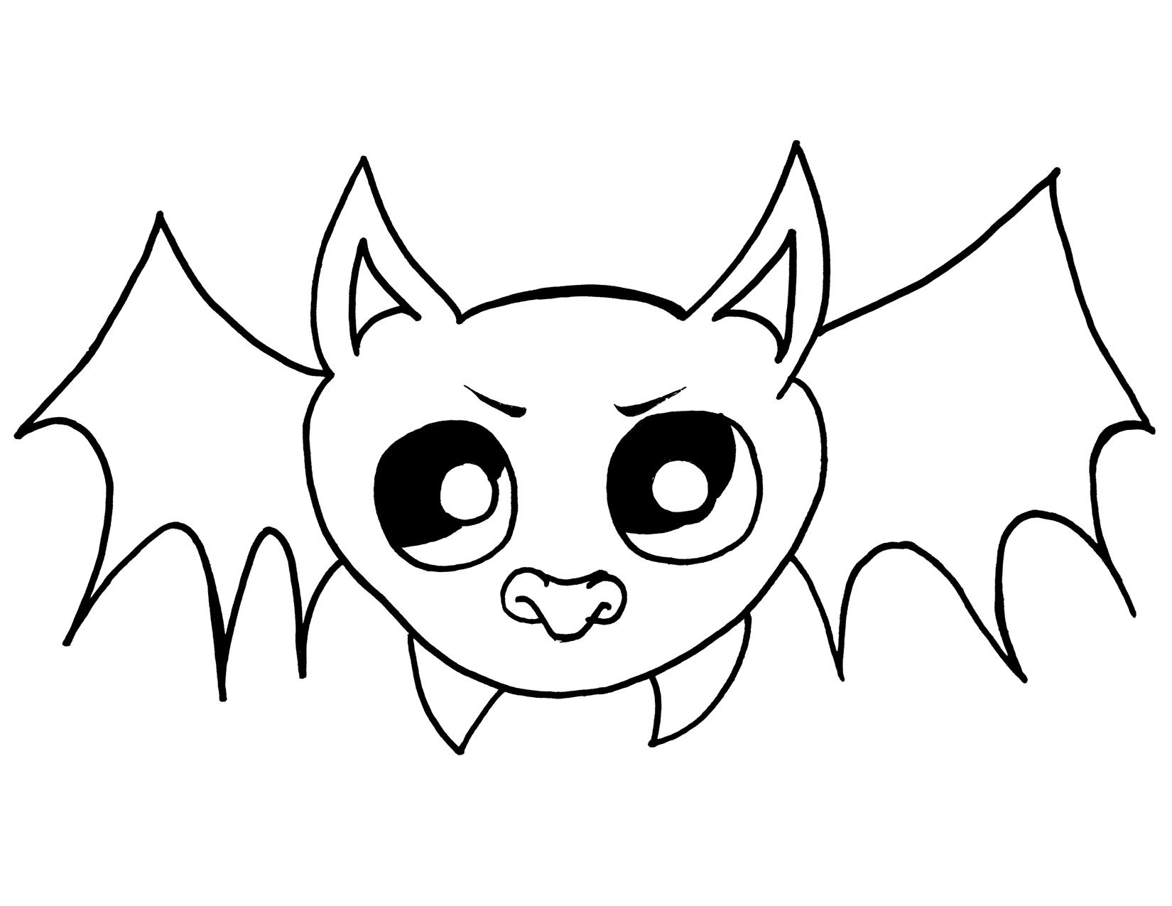 Bat Skeleton Drawing At Getdrawings