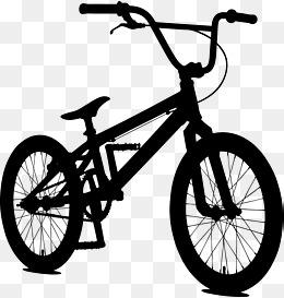 bicycle cartoon drawing at