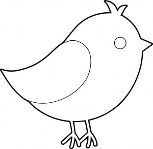 drawing birds simple bird draw getdrawings coloring dreams come true painting step clipartmag sparrow