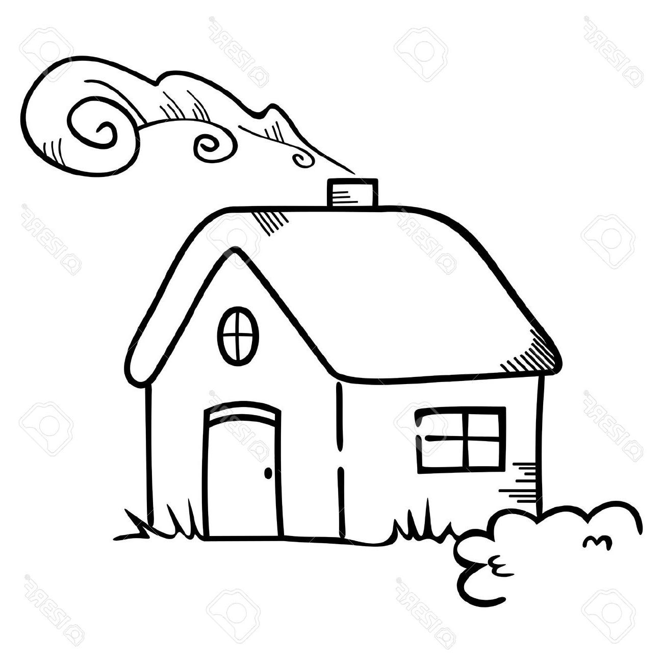 black and white cartoon house topsimages Black and White Cartoon Drawings black and white house drawing at getdrawings free for personal 1300x1300 black and white