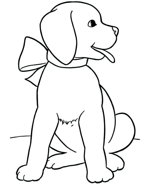 Inspiring Dog Coloring Pages Labrador1961