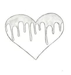 796x1045 bloody heart by luvsandy [ 796 x 1045 Pixel ]
