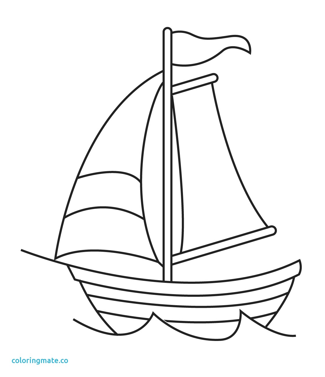 Boat On Water Drawing At Getdrawings