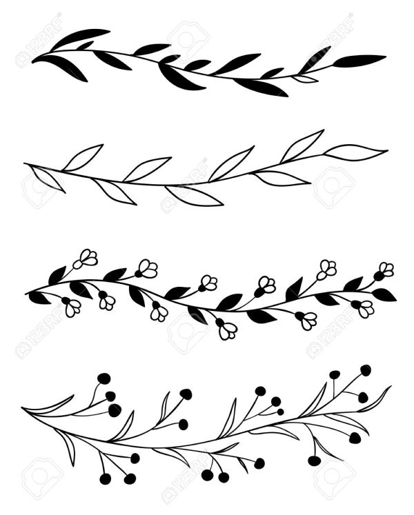 Borders Drawing at GetDrawingscom Free for personal use