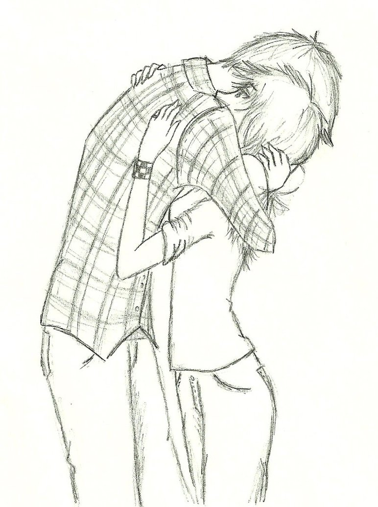 Girl And Boy Holding Hands Drawing : holding, hands, drawing, Holding, Hands, Drawing, GetDrawings, Download