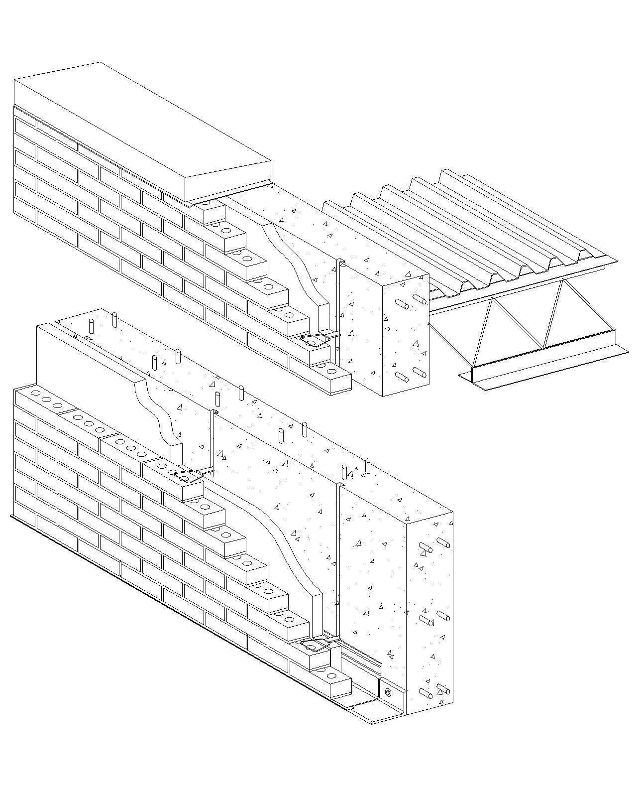 Bricks Drawing At Getdrawings