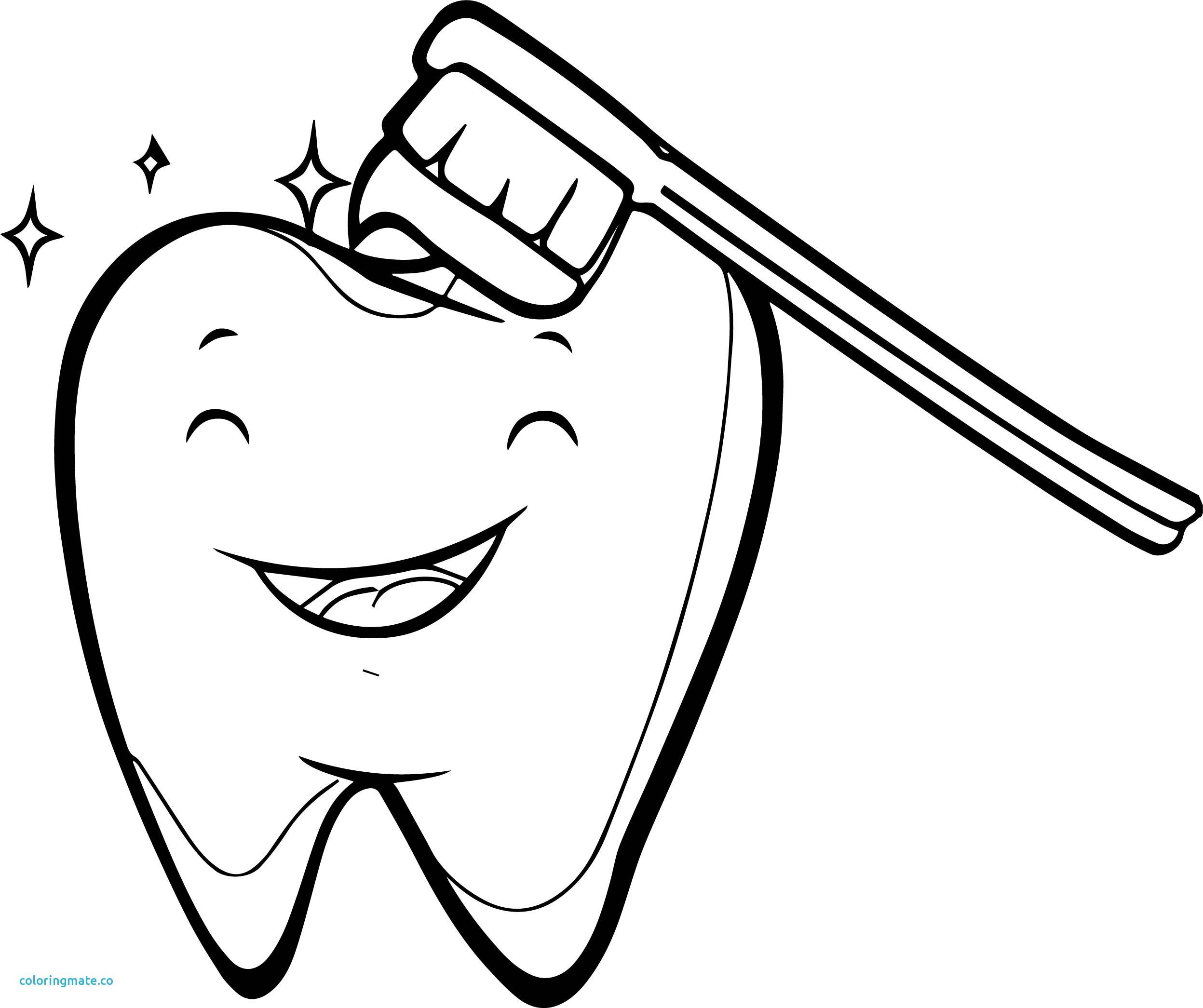 Brush Your Teeth Drawing At Getdrawings