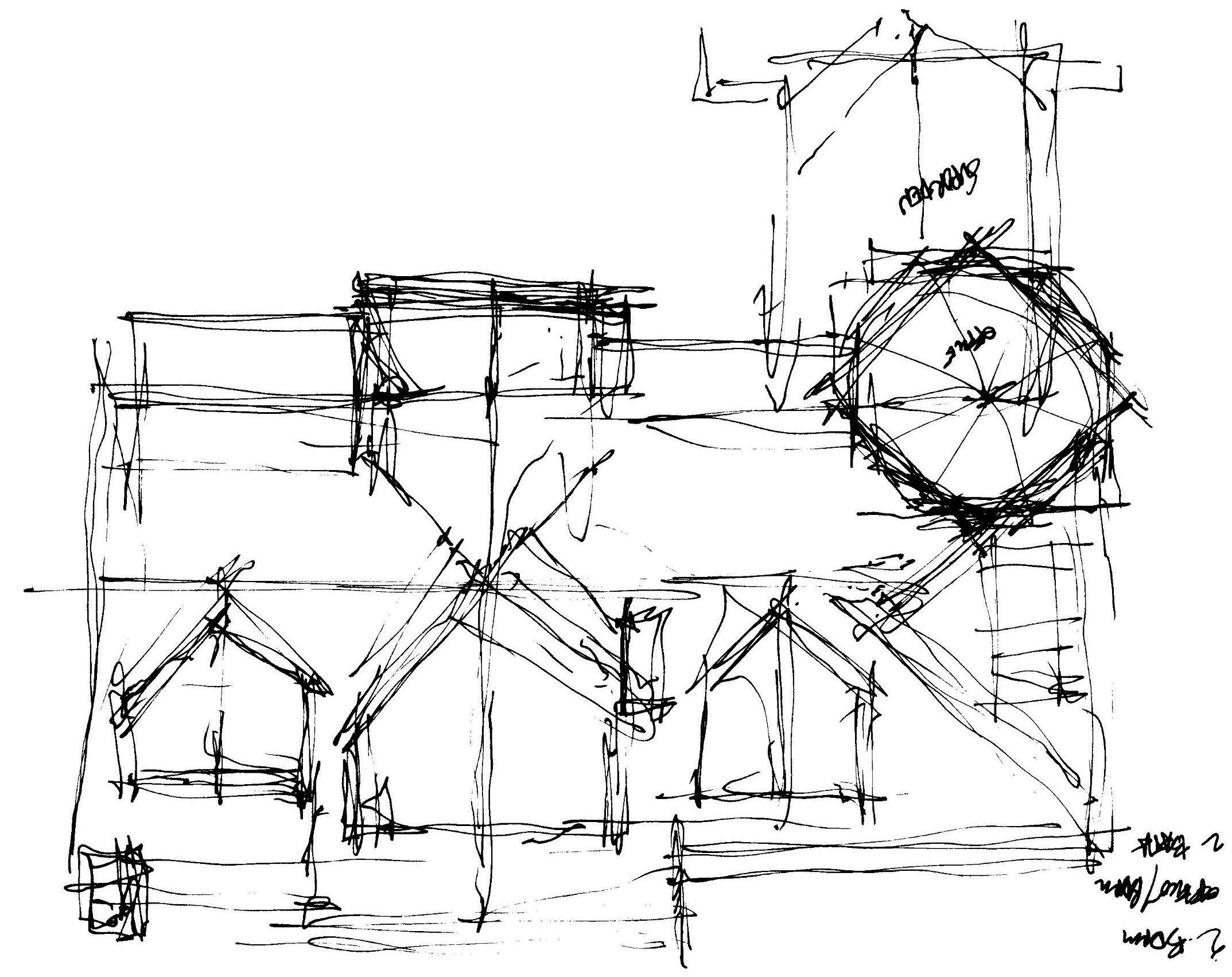 Building Elevations Drawing At Getdrawings